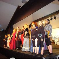Kingsley Players - The Pompeii Panto Chorus